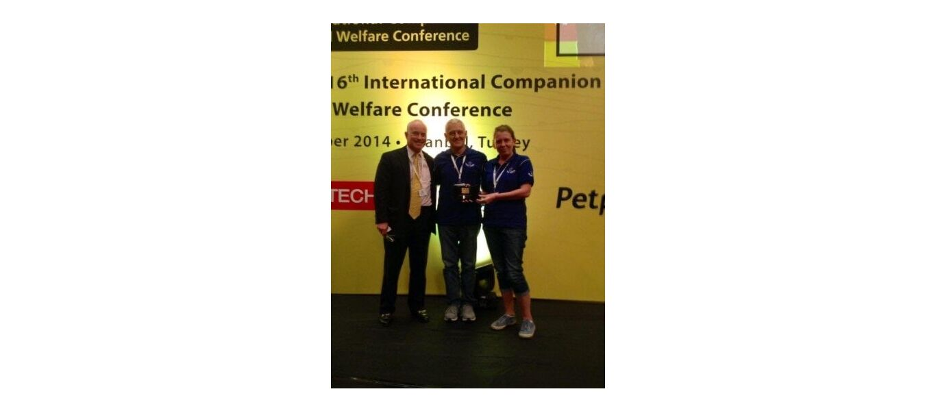 Dogs Trust ICAWC 2014 ITP Winners